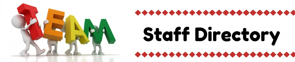 Staff Directory Graphic